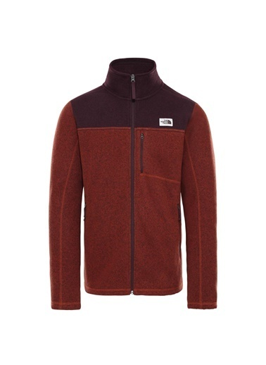 The North Face The Northface Erkek Gordon Lyons Fz Ceket  Nf0A3Yr7U251 Bordo